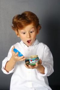 Pepee'li anavarza krem bal çocuklara balı sevdirecek