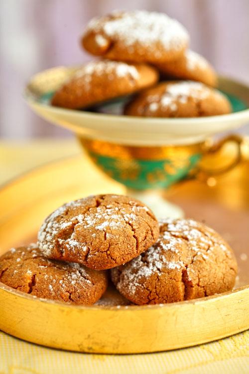 irmikli kurabiye
