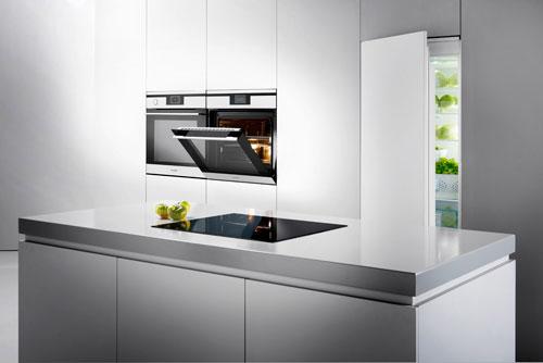 Silverline ankastre 2014 yılında mutfaklara yenilikçi ve