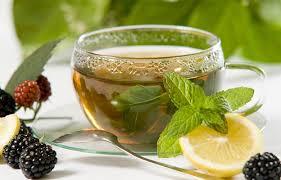 yeşil çay - kekik faydaları
