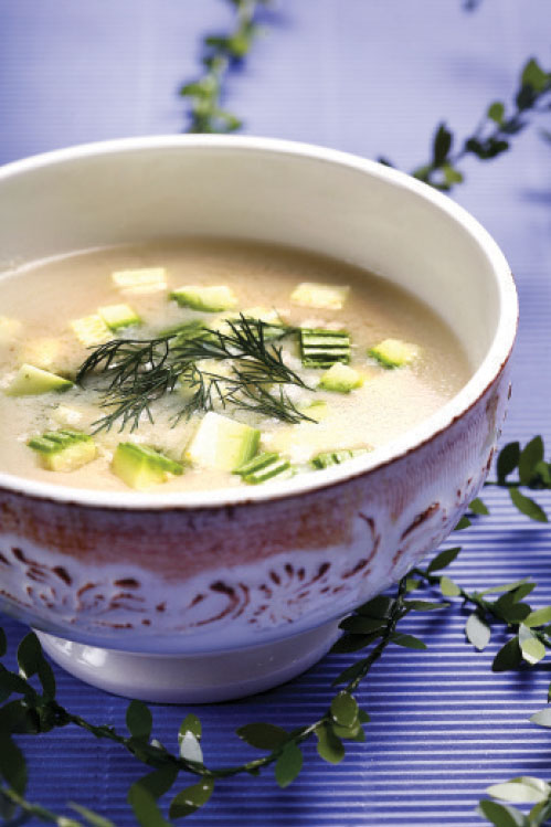 Tavuklu-Kabaklı-Çorba-yemek-zevki