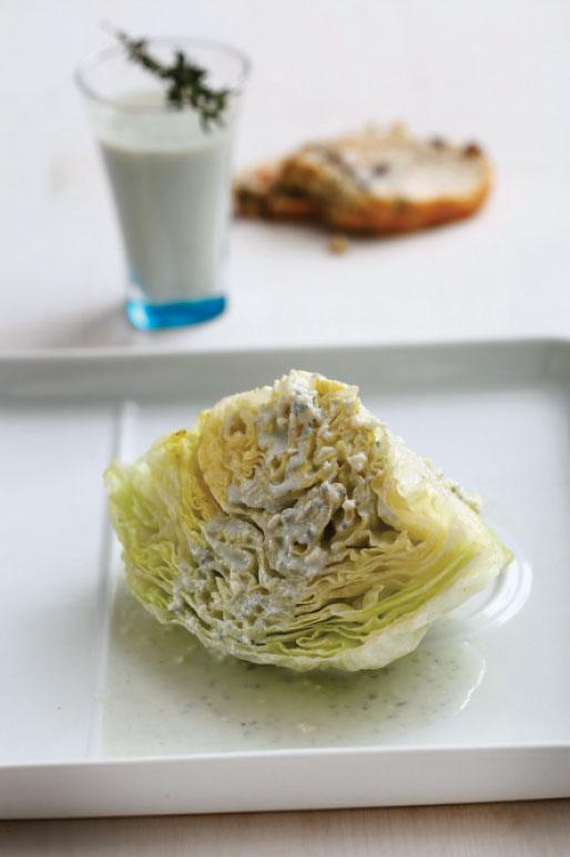 Yeşil-Soslu-Göbek-Salata-yemek-zevki