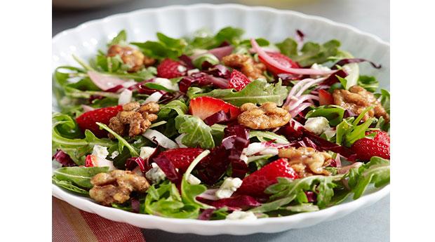 Avokado-ve-Rokalı-Ceviz-Salatası