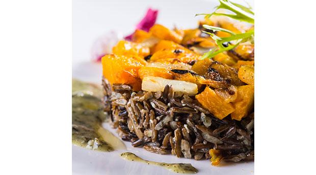 Balkabaklı-Yabani-Pirinç-Salatası