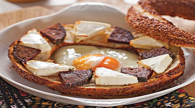 simit-üstü-kahvaltı