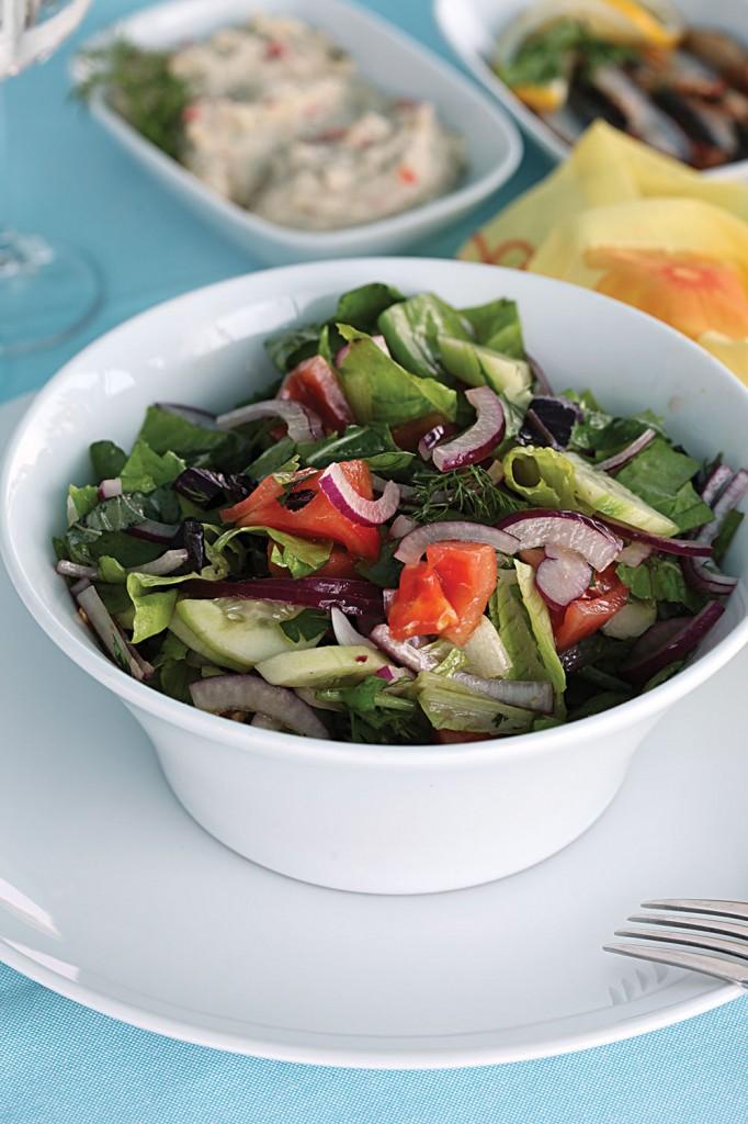 yegane-salata