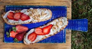 labneli-ekmek
