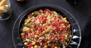 Narlı Bereket Salatası