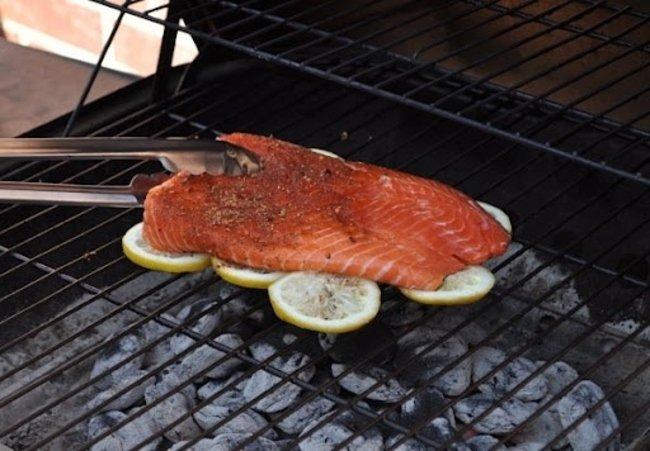 balık mangal