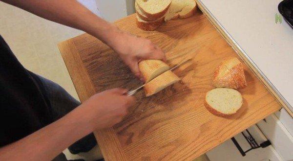 ekmek dilimleme