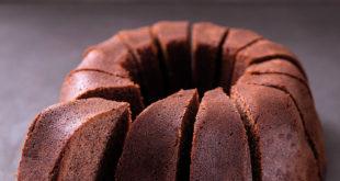 Kakaolu ve Çikolatalı Kek