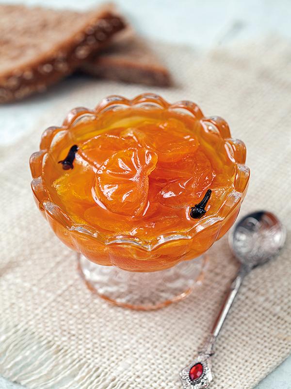mandalina reçeli nasıl yapılır