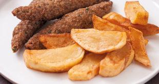 Çocukların Sihirli İkilisi Köfte-Patates