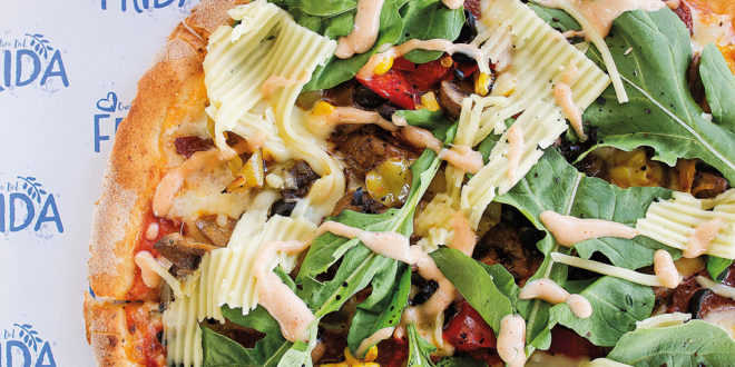 Frida Mix Pizza