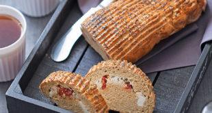 Kurutulmuş Domatesli ve Peynirli Çörek