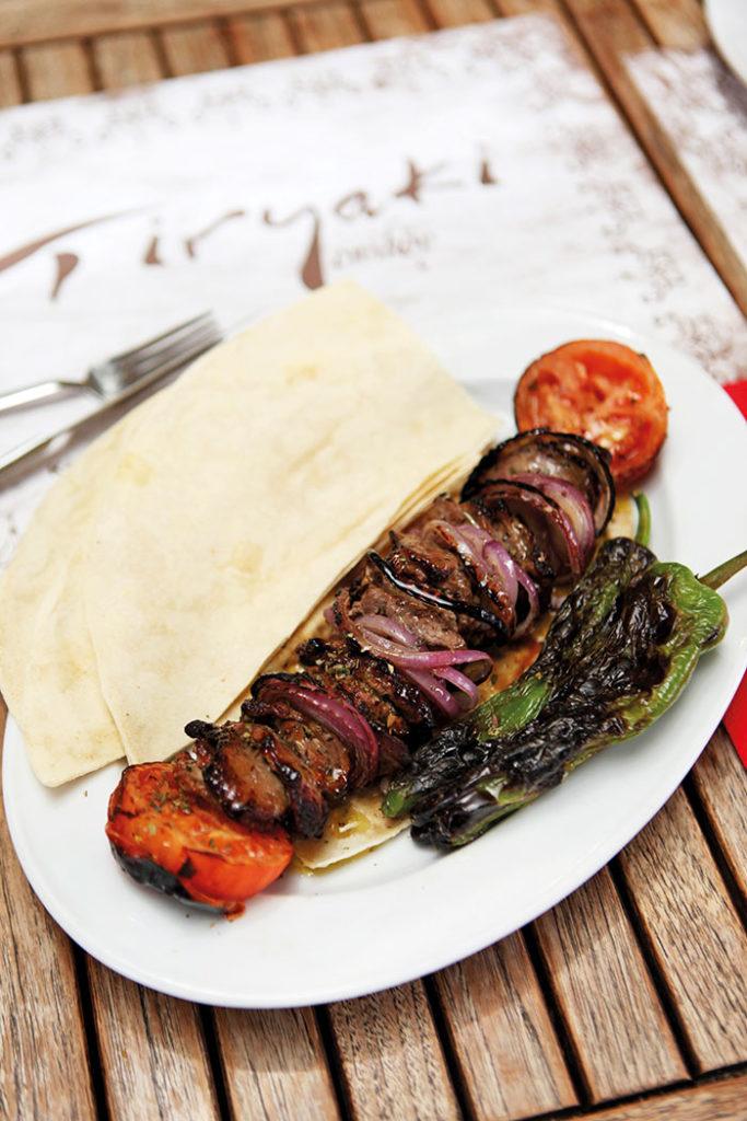 Şaşlık Kebabı