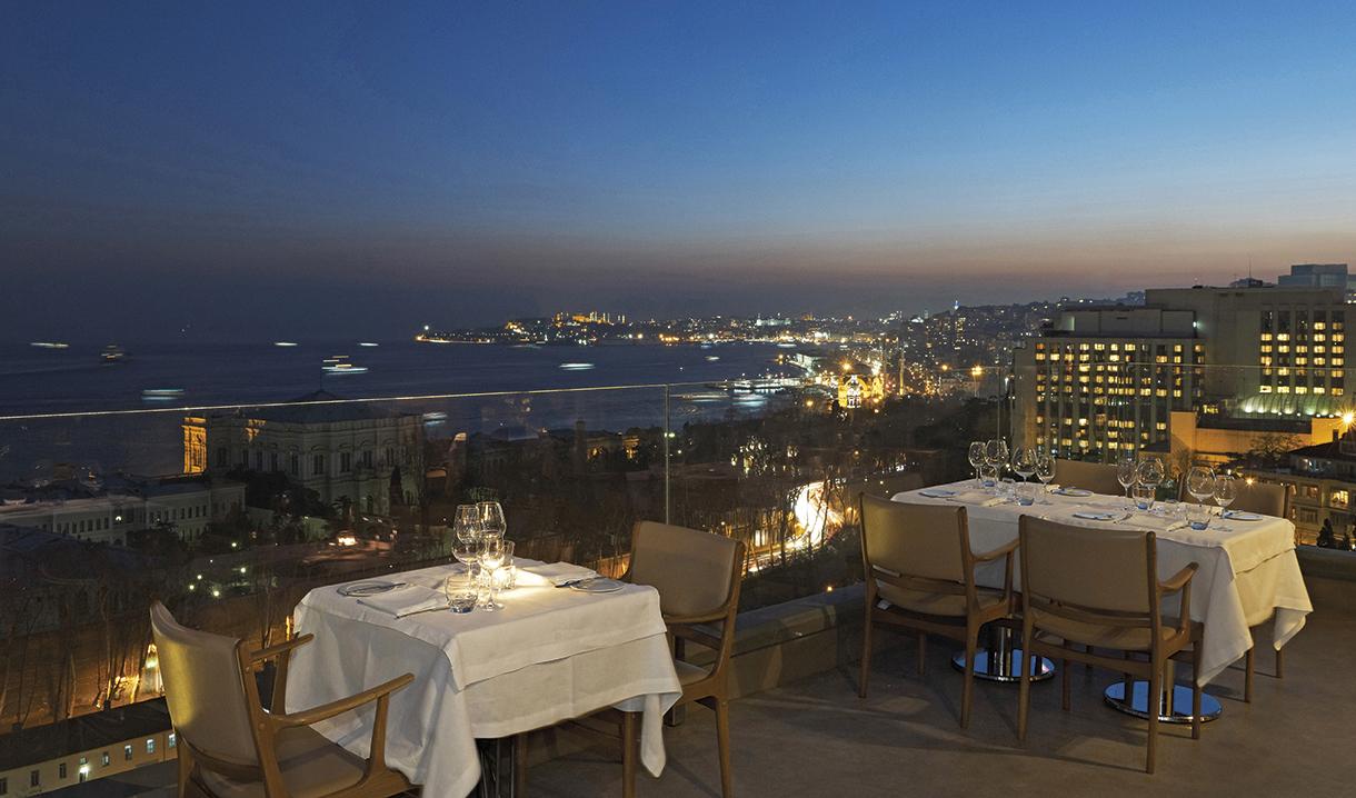 Conrad İstanbul Bosphorus 'da İftar Keyfi