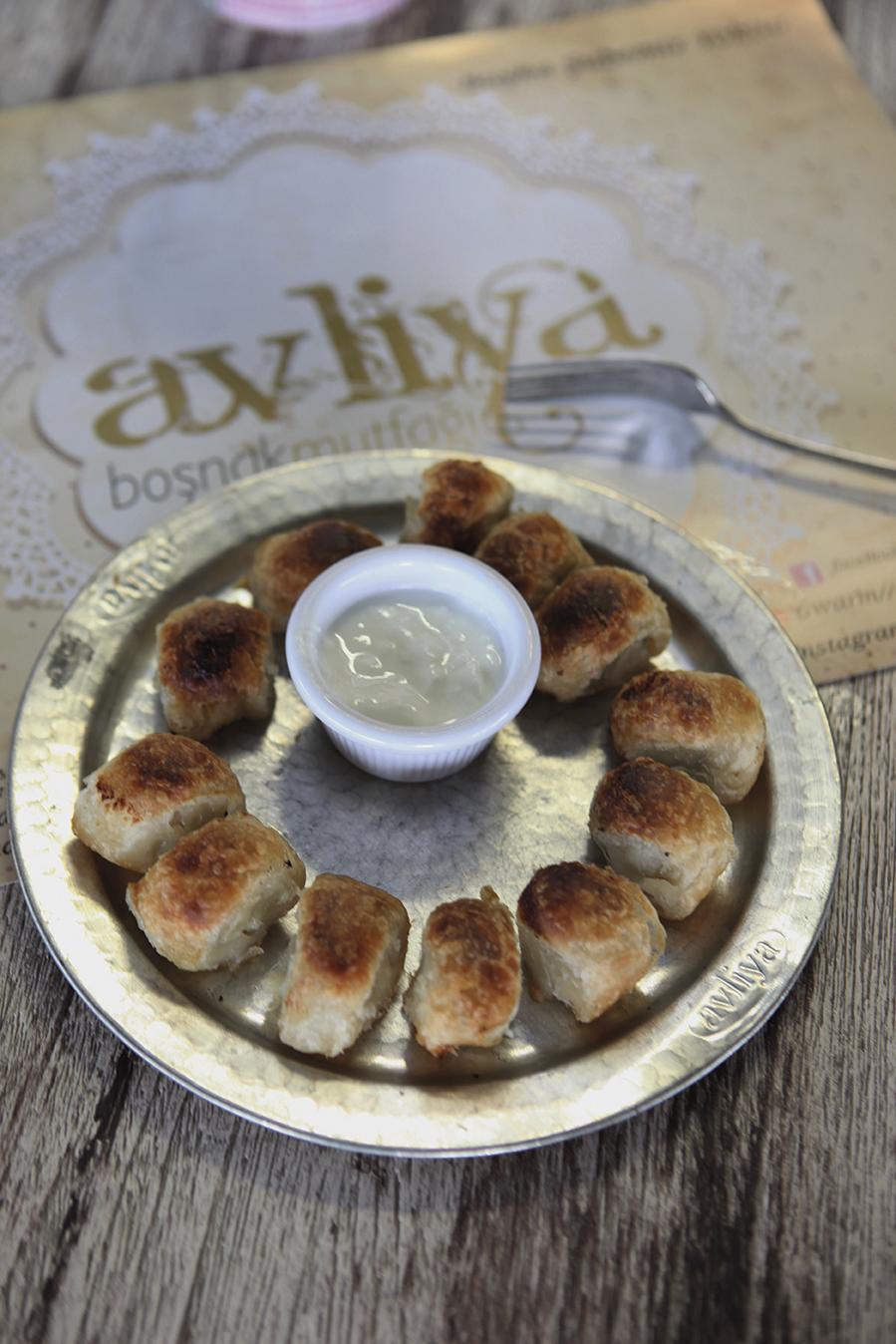 İftar için farklı bir lezzet deneyimi; Avliya Boşnak Mutfağı...