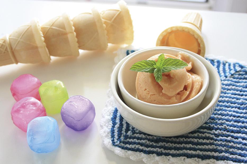 Top top dondurma..!