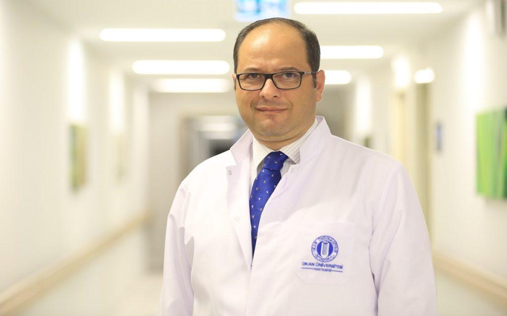 Prof. Dr. Okan Bölükbaşı
