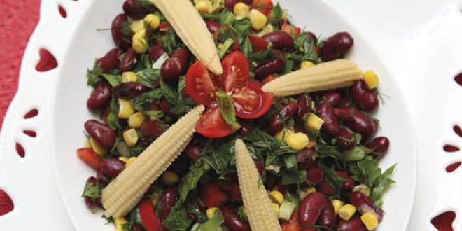 Günbatımı Salatası