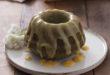Limon Soslu Ispanaklı Kek